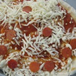 Kids in the Kitchen:  Pita Pizzas